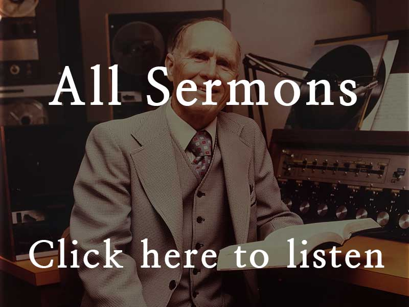 Favorite Sermons - Find and listen to sermon favorites organized by